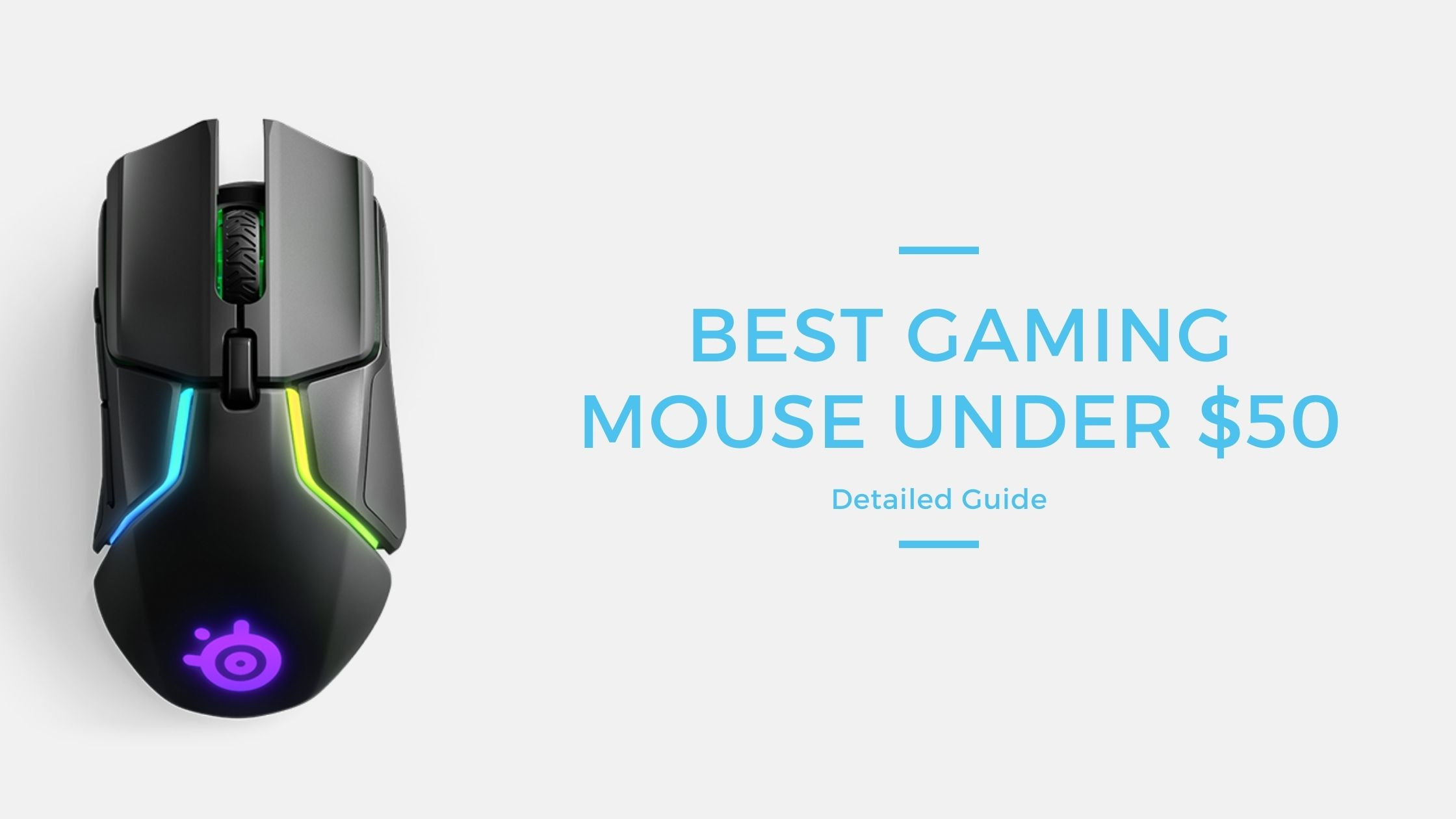Top 10 Best Gaming Mouse